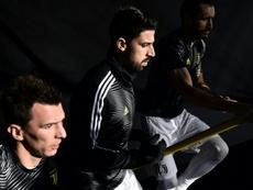 Khedira is not a part of Juventus' plans for next season. AFP