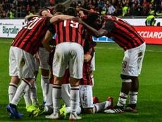 Milan cherche à reconstruire son équipe. AFP