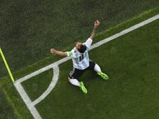 Leo Messi regressa e a Albiceleste não esquece. AFP
