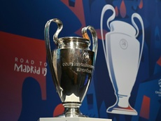 Big clubs in Europe are in favour of a Super Champions League. AFP