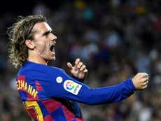 El dato a tener en cuenta de Griezmann en el Barça. AFP