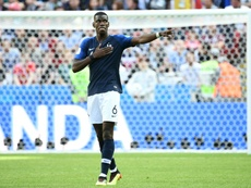 El segundo gol fue autogol de Behich y no de Pogba. AFP