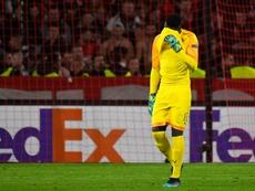 Accord Rennes-Chelsea pour Mendy ? afp
