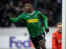 Mönchengladbach retrouve son duo français. AFP