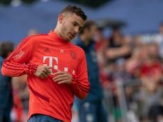 Lucas Hernández está en el Bayern. AFP