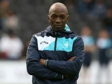 Claude Makélélé podría dirigir a Congo. AFP
