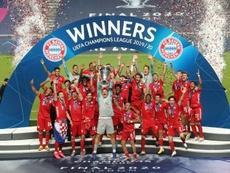 La Ligue des champions et l'Europa League en terrains neutres? AFP