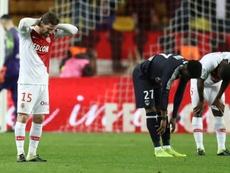 Adrien Silva gusta al Rennes. AFP