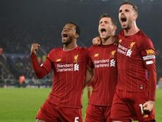 Liverpool piste un jeune talent de Nice. AFP