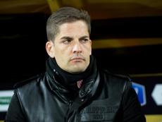 Robert Moreno habló de su salida de la Selección. AFP
