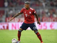 Defensor do Bayern Munich Jerome Boateng. AFP