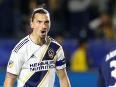 Zlatan Ibrahimovic avait échoué la saison dernière à disputer les play-offs du Championnat nord-américain