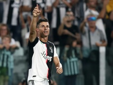 Juventus's Portuguese star Cristiano Ronaldo become the highest scorer in European qualifying history this week