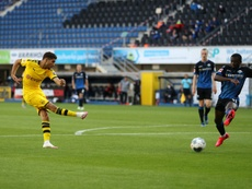Achraf jugará en el Inter. AFP