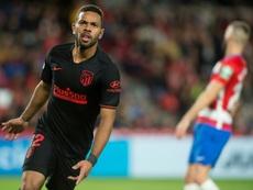 El Atlético quiere poner fin a sus dudas en un partidazo. AFP