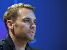 Neuer confirmó que estuvo a punto de dejar el fútbol profesional. AFP