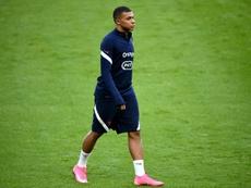 Mbappé avisa ao PSG que quer ir embora em 2021. AFP