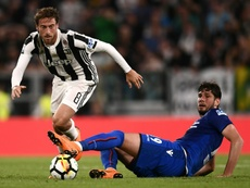 Marchisio was full of praise for Andres Iniesta. AFP/Archivo