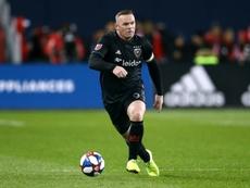 Rooney tendrá un entrenamiento personalizado en el Derby County. AFP
