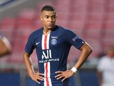 Kylian Mbappé devrait bien jouer contre Nice. EFE