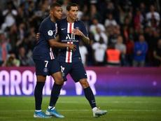 Le onze-type de la Ligue 1 à mi-saison. Goal