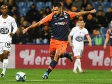 El Montpellier anunció un caso de coronavirus. AFP