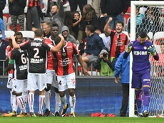 Nice démarre jeudi la phase de groupes d'Europa League. AFP