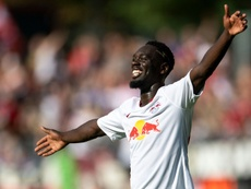 Everton see Augustin as the perfect man to add to their attack. AFP