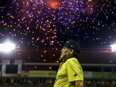 Nuevo empate de Dorados en Liga. AFP