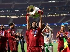 L'équipe type de cette édition de Ligue des Champions. AFP
