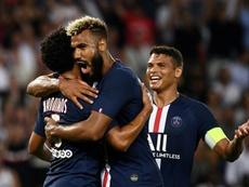 Kehrer et Choupo-Moting ont quitté Paris. AFP