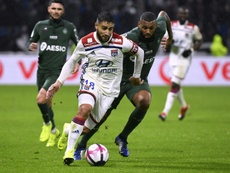 Fekir is being linked to another Premier League switch ahead of the return clash with City. AFP