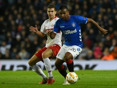 Morelos is wanted by Leicester. AFP