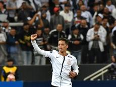 Pedrinho, dans le viseur du Barça. AFP