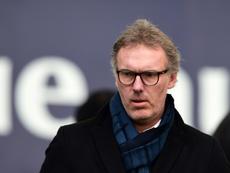 Laurent Blanc futur coach de Valence ? AFP