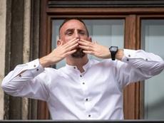 Ribéry est en Italie. AFP