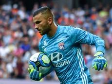 Lopes dévoile les objectifs de Lyon. AFP