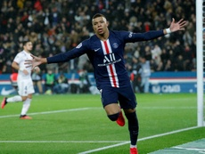 Mbappe is not a spoiled child, says PSG director Leonardo