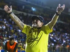 Nueva victoria de Dorados. AFP