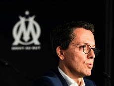 Jacques-Henri Eyraud. AFP