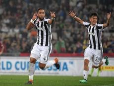 Benatia was a crucial part of Juventus' league and cup winning team last season. AFP