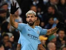 Manchester City s'est qualifié pour les quarts de finale. Goal
