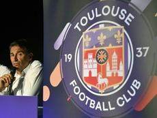 El Toulouse negocia el 85% de sus acciones con un fondo estadounidense. AFP