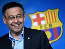 Bartomeu no baraja la dimisión. AFP