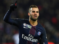 Jese will not feature for PSG in the Champions League. AFP