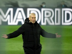 Zidane, et maintenant ? AFP