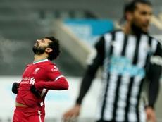 Vers un départ de Salah. AFP