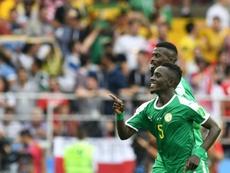 Gueye envoie les Lions de la Teranga en demies. AFP