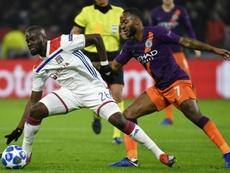 Ndombélé dans le viseur de la Premier League. AFP