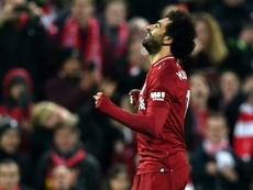 En el Liverpool no dejarán marchar a su más preciada joya. AFP